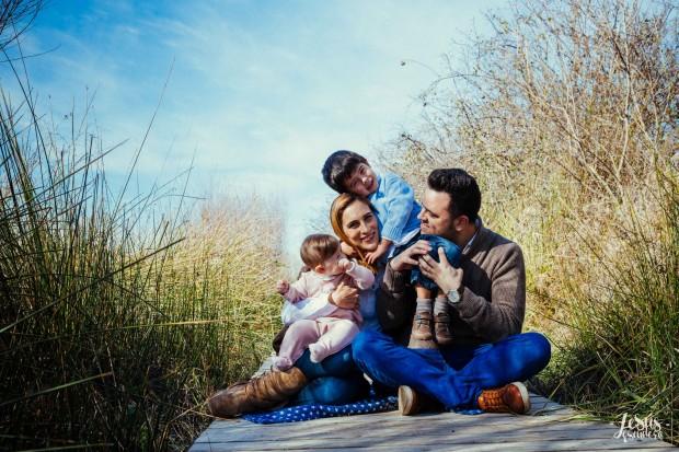 Familia Carlos & Pilar